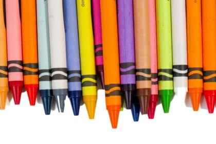 3 Crayon Hacks / 3 Crayon Craft Decorating Tricks