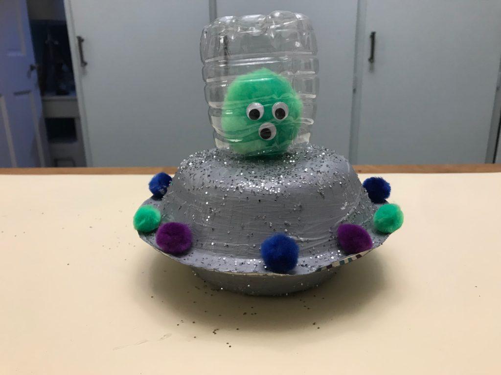 Alien Craft With Video Diy Crafts By Econocrafts Econocrafts Blog